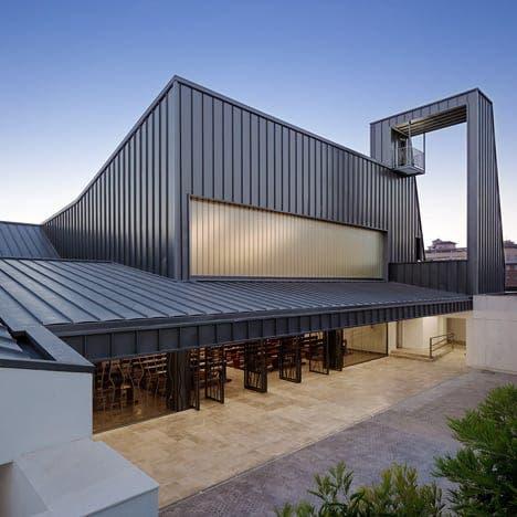 Sevilla church wins World Architecture award
