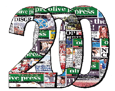 The Olive Press celebrates 200th issue