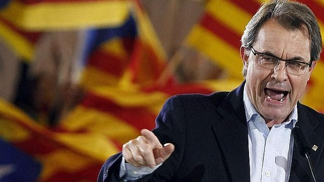 Catalan leader Artur Mas facing criminal charges after 9-N independence vote