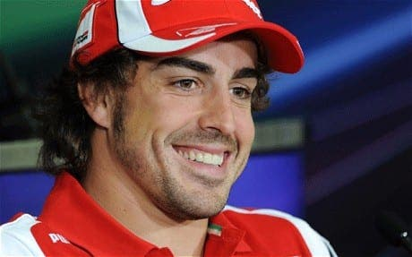Fernando Alonso signs with McLaren-Honda