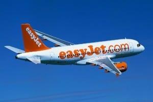 Bristol easyjet plane