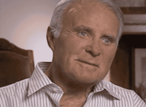 Actor Robert Conrad heads to Spain in search of love