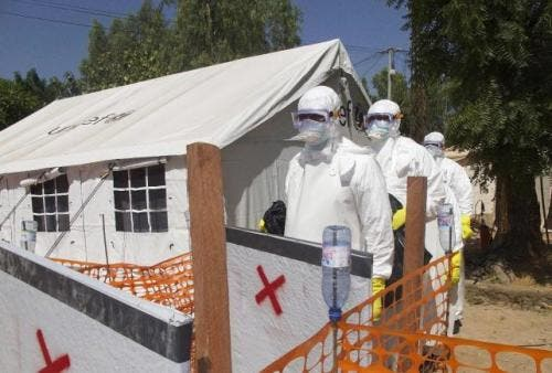 New Ebola risk case flown to Madrid hospital