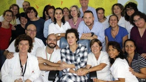 Spain's Ebola nurse discharged from hospital