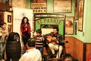 Flamenco el Pasaje kid