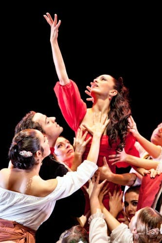 Star-studded Sevilla dance group brings Carmen with a flamenco twist to Andalucia