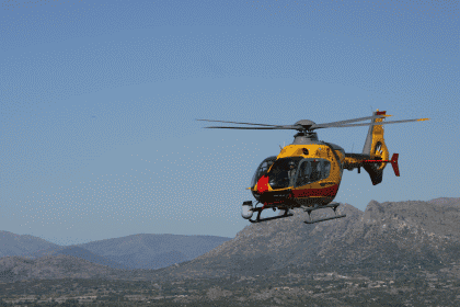 Hacienda helicopters cracking down on undeclared developments in Andalucia