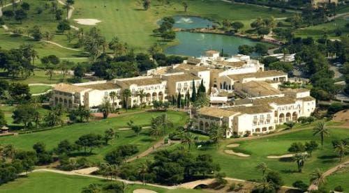 Murcia golf hotel crowned best in Spain