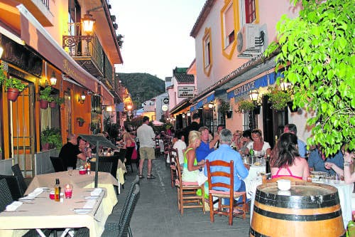 Where to eat in Benahavis