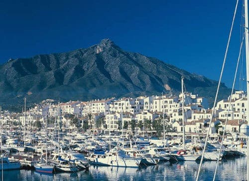 Puerto Banus ranked sixth most expensive address in Spain