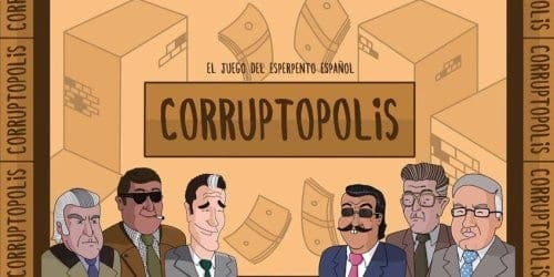 New board game based on Spain's corruption scandals
