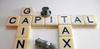 capital gains tax spain