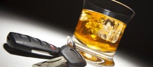 Drunk behind the wheel in Spain