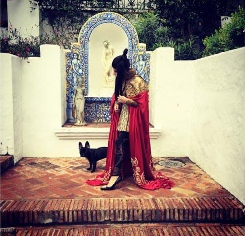Lady Gaga looking to buy Marbella mansion with sea views