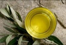 olive oil e