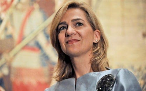 Princess Cristina lodges appeal against tax fraud trial