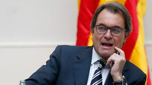 Catalan president Artur Mas to be sued by Spanish government over independence vote