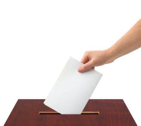 voting ballot e