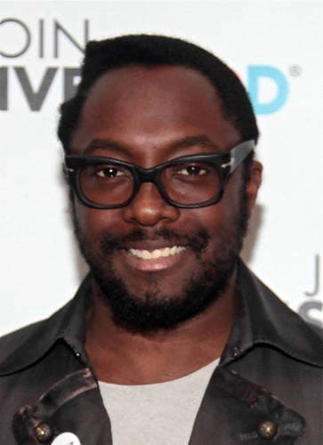 Will.i.am dreaming of a Spanish road trip