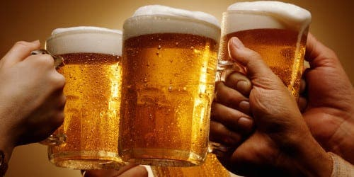 UK beer sales soaring at last
