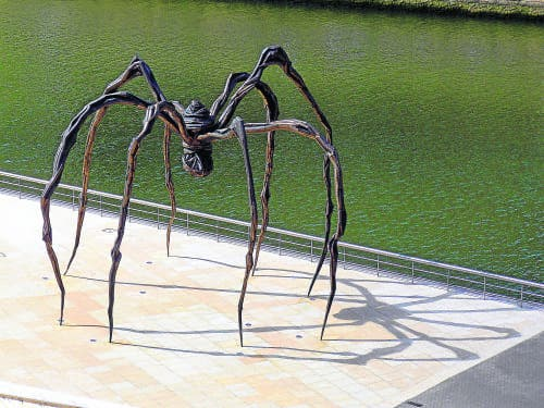 Louise Bourgeois to exhibit in Malaga's Picasso Museum