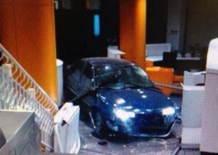 Terror alert at Partido Popular headquarters in Madrid