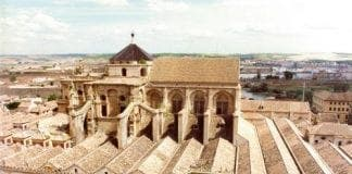 Cordoba cathedral e