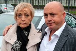 Audrey Fitzpatrick and Dave Mahon were engaged for eight years