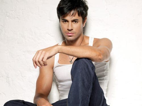 Enrique Iglesias loves safe sex