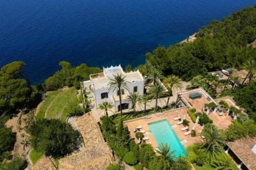 Michael Douglas puts his Mallorca mansion up for sale