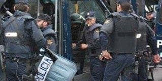 Police vest e