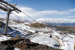 Sierra Nevada telelift2014