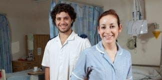 Spanish nurse