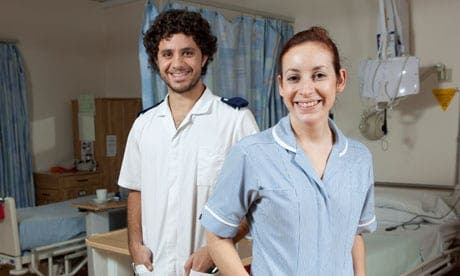 NHS employ Spanish nurses with poor English