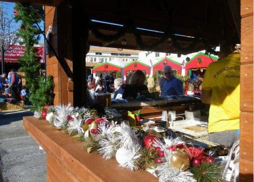 Christmas market comes to Benalmadena