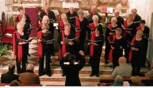 choir - coral coraxalia