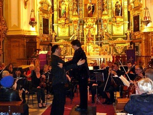 Collegium Musicum Christmas Concert 2014
