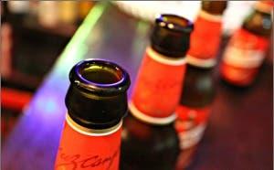 cruzcampo-beer-bottles