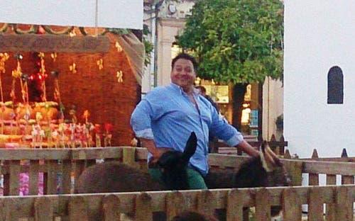 Nativity donkey 'squashed to death' in Cordoba