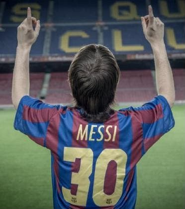 Messi documentary to be released in the new year