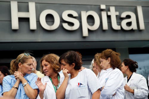Welsh NHS forced to employ 70 Spanish nurses over Skype