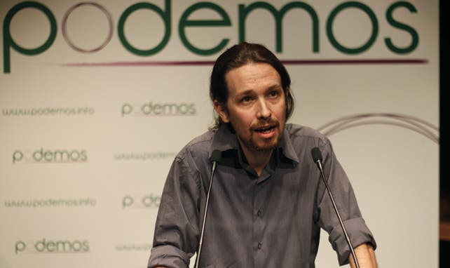 Podemos announces massive display of 'social muscle' in Madrid