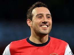 Arsenal ace Santi Cazorla set to return to Spain