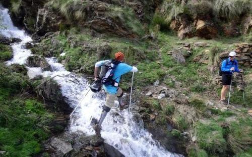 Wilderness adventures in the Sierra Nevada