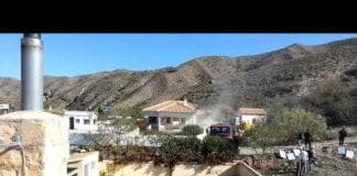 VIDEO: Two more British-owned homes to be demolished in Almeria