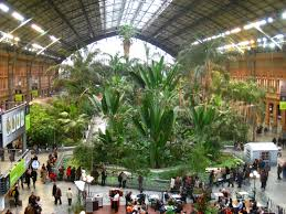 BREAKING: Bomb scare at Madrid's Atocha train station