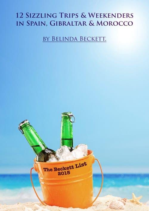 Olive Press columnist Belinda Beckett releases online trip planner