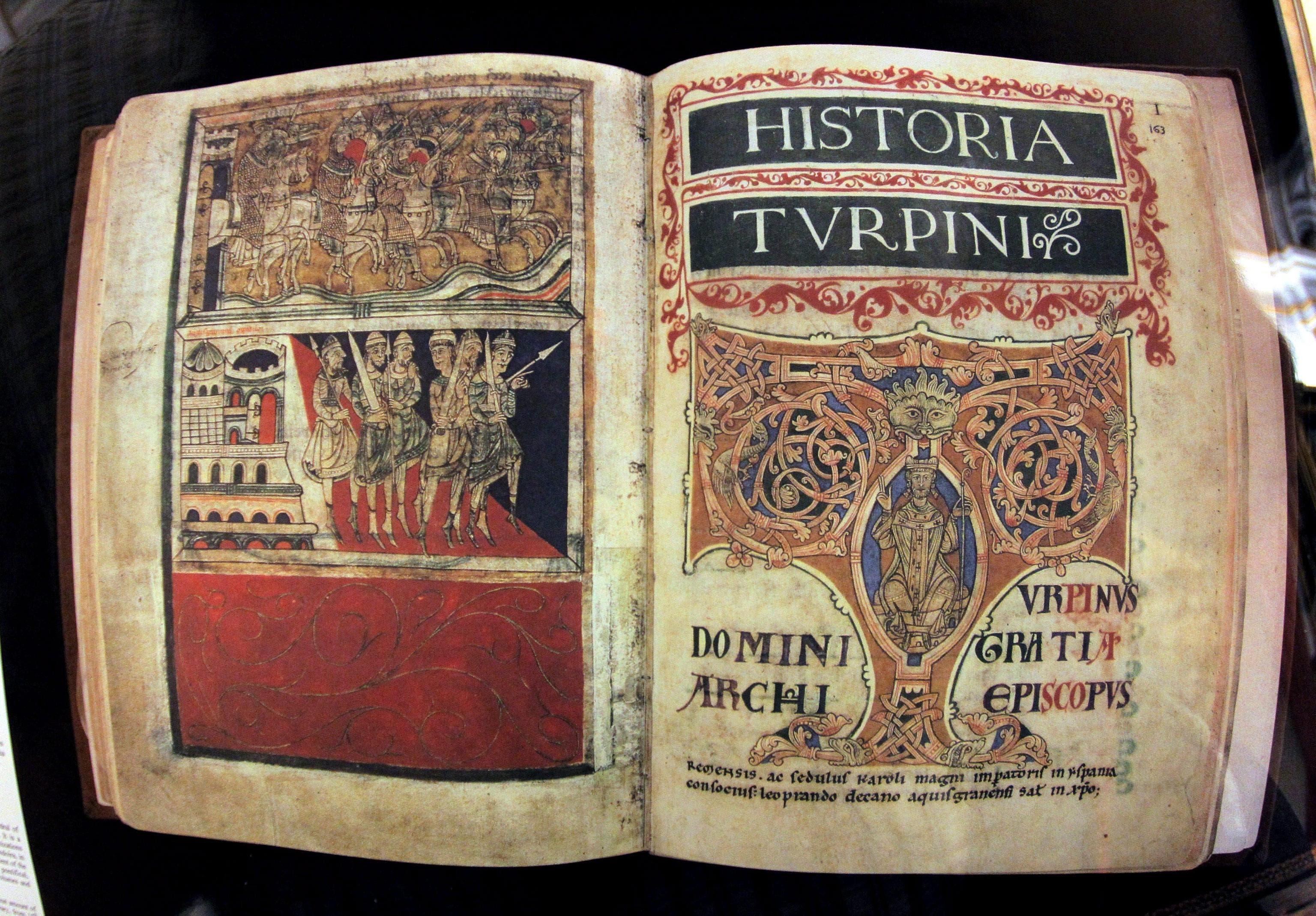 Ex-electrician stands trial for priceless Codex Calixtinus manuscript theft