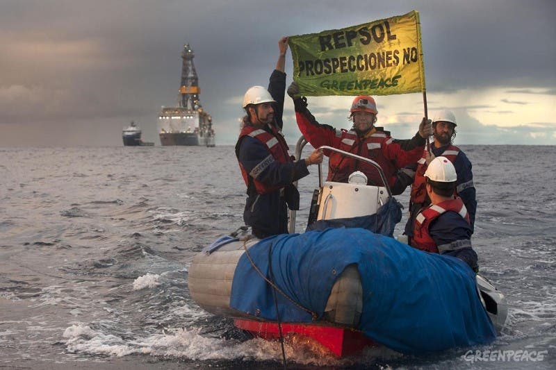 Energy giant Repsol abandons failed Canary Island drilling project