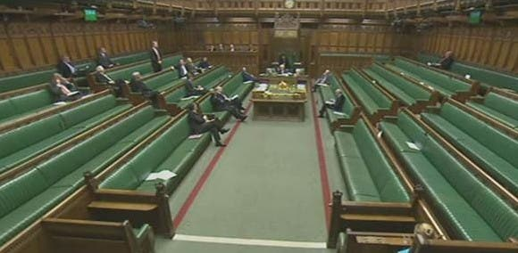 UPDATE: Only three labour MPs turn up for Gibraltar debate in House of Commons